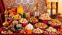 Индийские сладости,продукты пи...