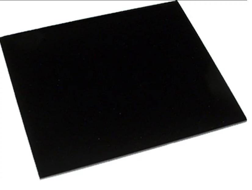 (12242) Стекло запасное для щитка 12240 (110х90 мм)