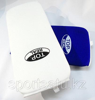Щитки на ноги для каратэ TOP REAL