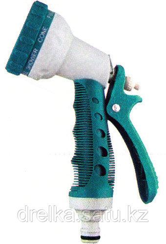Пистолет распылитель для полива RACO 4255-55/508C-18, BEST VALUE, 8-позиционный
