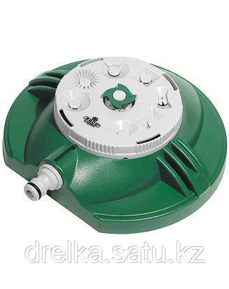 Распылитель для полива RACO 4260-55/664C, 8-позиционный, на круглой подставке