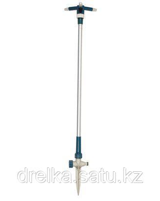 Распылитель для полива RACO 4260-55/667C, круговой, динамический, высокий, на пике, 3 сопла, 600 мм , фото 2