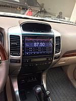 Магнитола Klever Brain Toyota Prado 120 OS Android 8.1