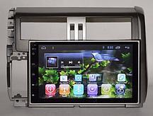 Автомагнитола Klever Brain Toyota Prado 150 Android 7,1