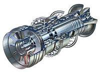 Газотурбинный двигатель Rolls-Royce Avon 1533, газовая турбина Rolls-Royce Avon 1533