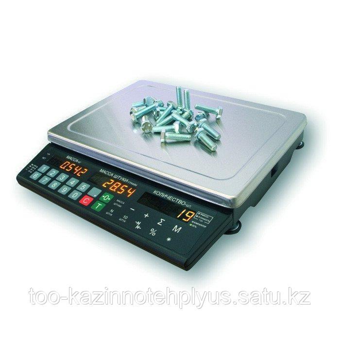 Фасовочные, счетные   весы МК-6.2-С21