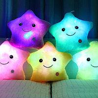 Светящаяся подушка в виде звезды, фото 1