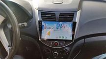 Магнитола Klever Brain для Hyundai Accent, Verna, Solaris