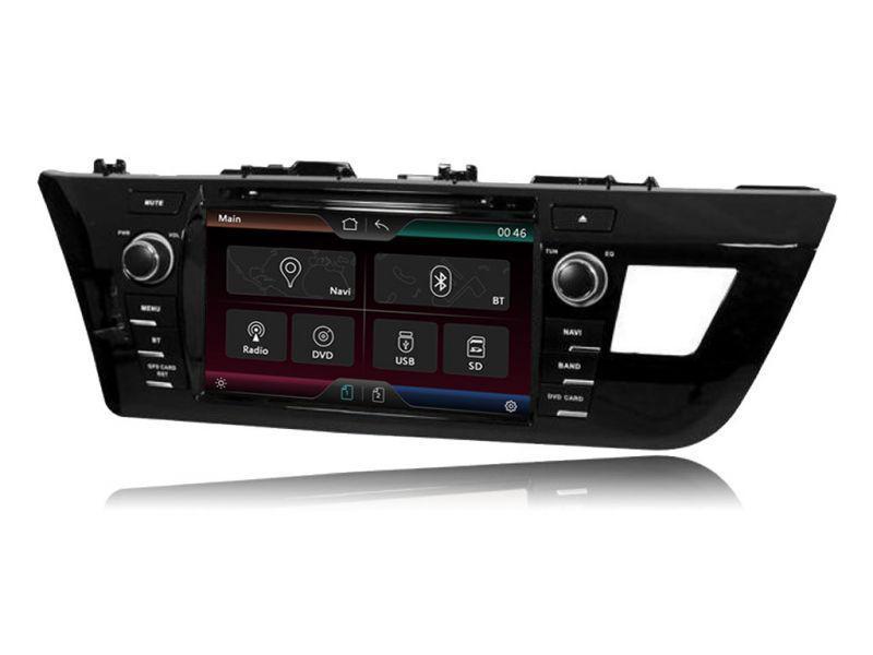Магнитола toyota Corolla Winca s90