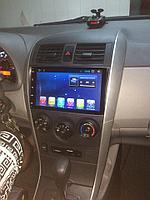 Магнитола Toyota Corolla Klever Brain Android 6