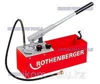Опрессовщик ручной гидравлический Ротенбергер для гидроиспытаний