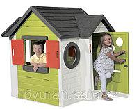 Домик детский игровой Smoby со звонком 810400 , фото 1