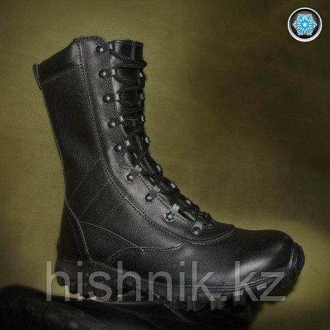 2110 «BLACK WOLF»ботинки с высокими берцами