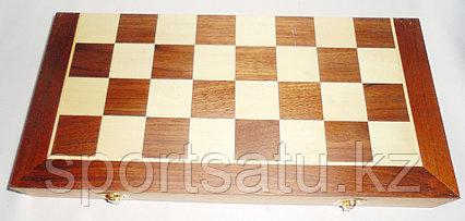 Шахматы 3в 1 395мм*395мм* 8
