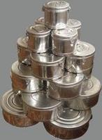 Коробка стерилизационная круглая КСКФ-9 с фильтром