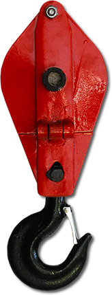 Блок монтажный г/п 0,5 тн (однорольный), фото 2