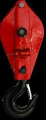 Блок монтажный г/п 1 тн (однорольный)