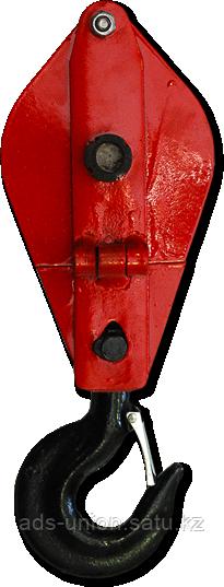 Блок монтажный г/п 2 тн (однорольный)