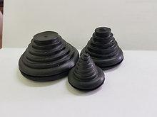 Резиновые ступенчатые конусы