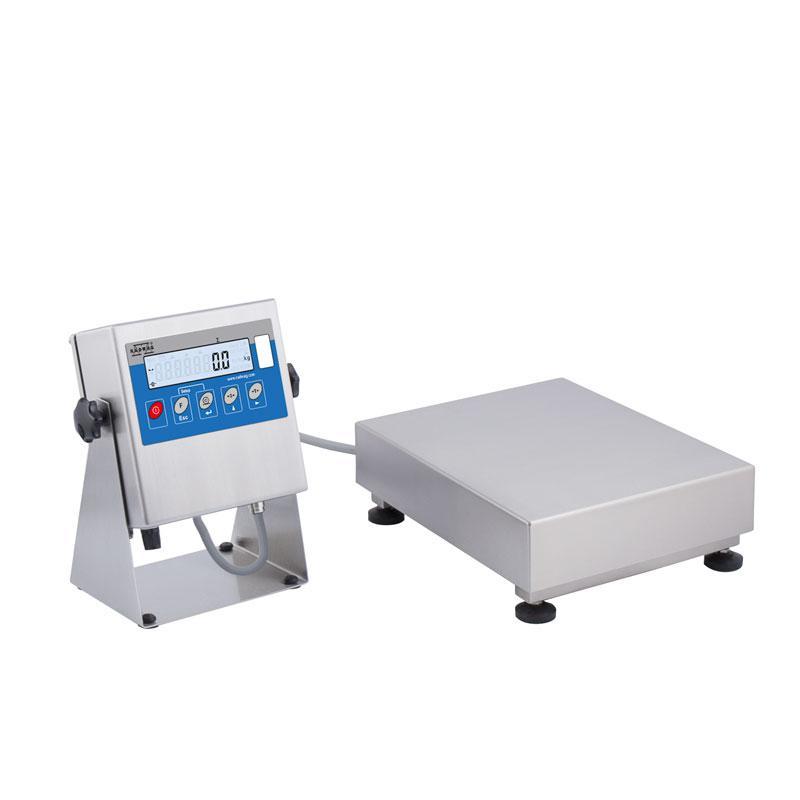 Промышленные платформенные водонепроницаемые весы серии WPT 15/H2/K