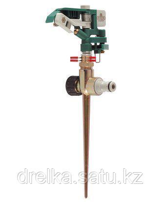 Распылитель для полива RACO 4260-55/713C, импульсный, облегченный, на пике, 490 кв.м , фото 2