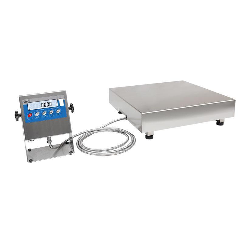 Промышленные платформенные водонепроницаемые весы серии WPT 60/H4/K