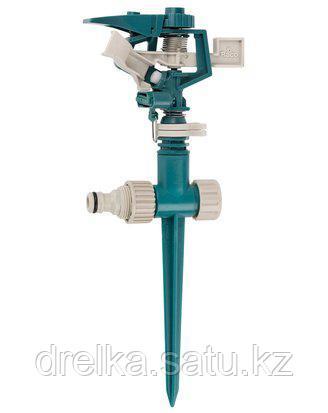 Распылитель для полива RACO 4260-55/716C, импульсный, из ударопрочного пластика, на пике