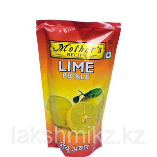 Соус Lime pickle, Пикл Лайм