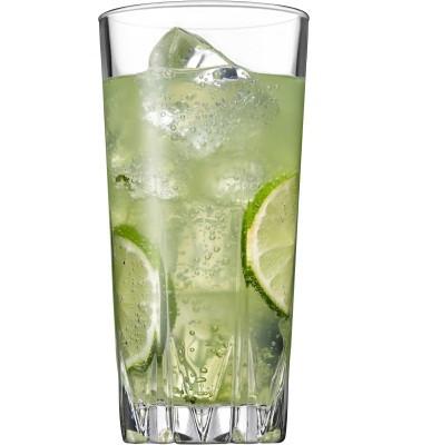 Набор высоких стаканов Karat Pasabahce 330 мл (6шт)