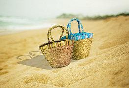 Женские сумки для пляжа