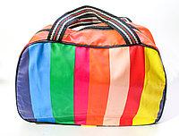 Сумка для мелочей, разноцветная, 29*20 см