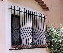 Объемные решетки на окна