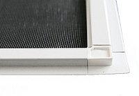 Внутренний москитный профиль белый