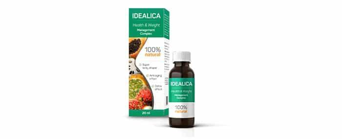 Idealica (Идеалика) - средство для похудения