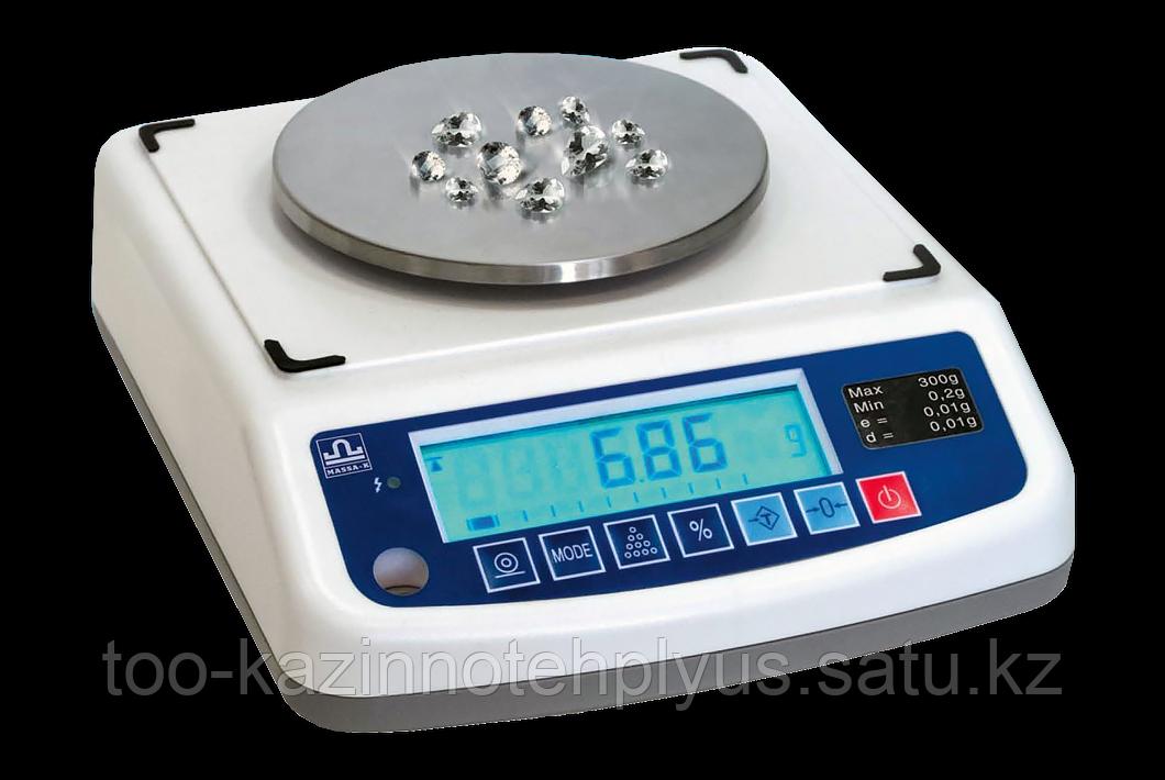 Ювелирные  весы  ВК-3000