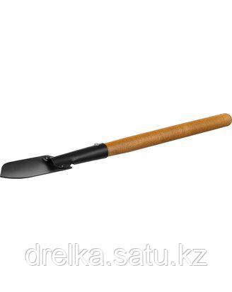 Лопаточка садовая GRINDA PROLine с деревянной ручкой