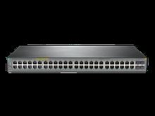 HPE JL386A Коммутатор OfficeConnect 1920S, 48G, 4SFP, PPoE+, 370 Вт