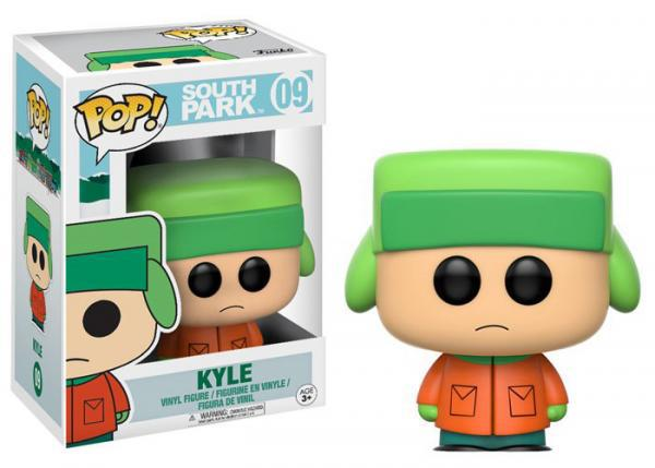 "Funko POP! ""South Park"" Виниловая фигурка Каил №09"