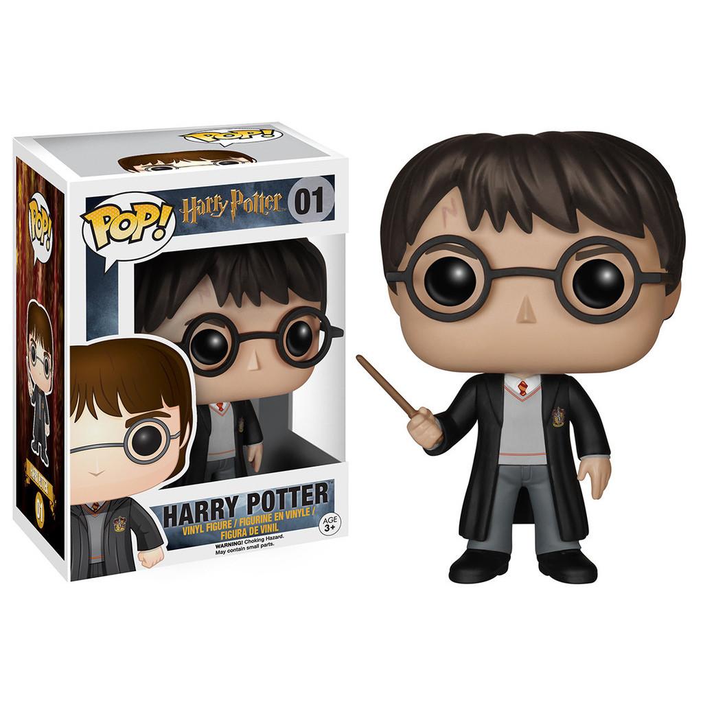 "Funko POP! ""Гарри Поттер"" Виниловая фигурка Гарри Поттер №01"
