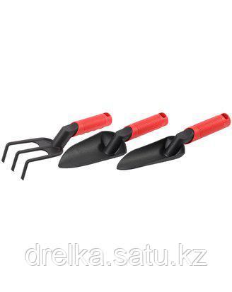 Набор садовых инструментов GRINDA 8-421360-H3_z01, 3 предмета, фото 2
