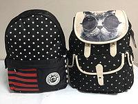 Рюкзаки для девушек подростков...