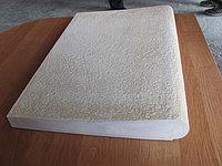 Травертин (бортовой камень) 500х300х40мм (необработанный/обработанный), фото 1