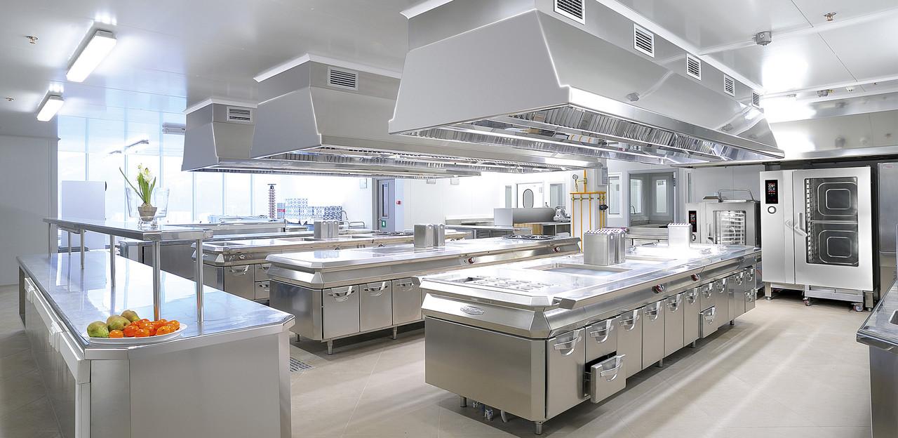 Проектирование профессиональной кухни