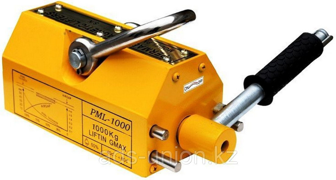 Захват для листа магнитный PML (PML-A) г/п 100 кг