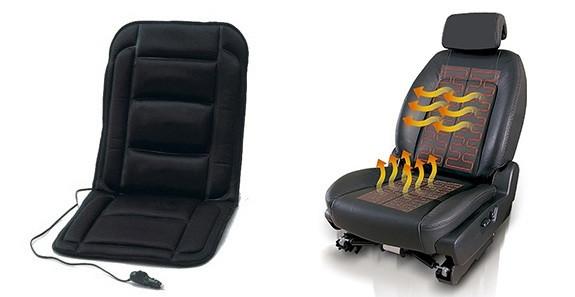 Автонакидка с подогревом сиденья