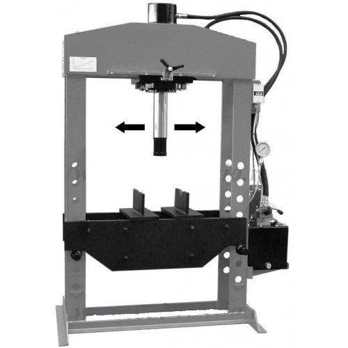 Электрогидравлический пресс, усилие 150т. WERTHER PRM150/PM (OMA667B)