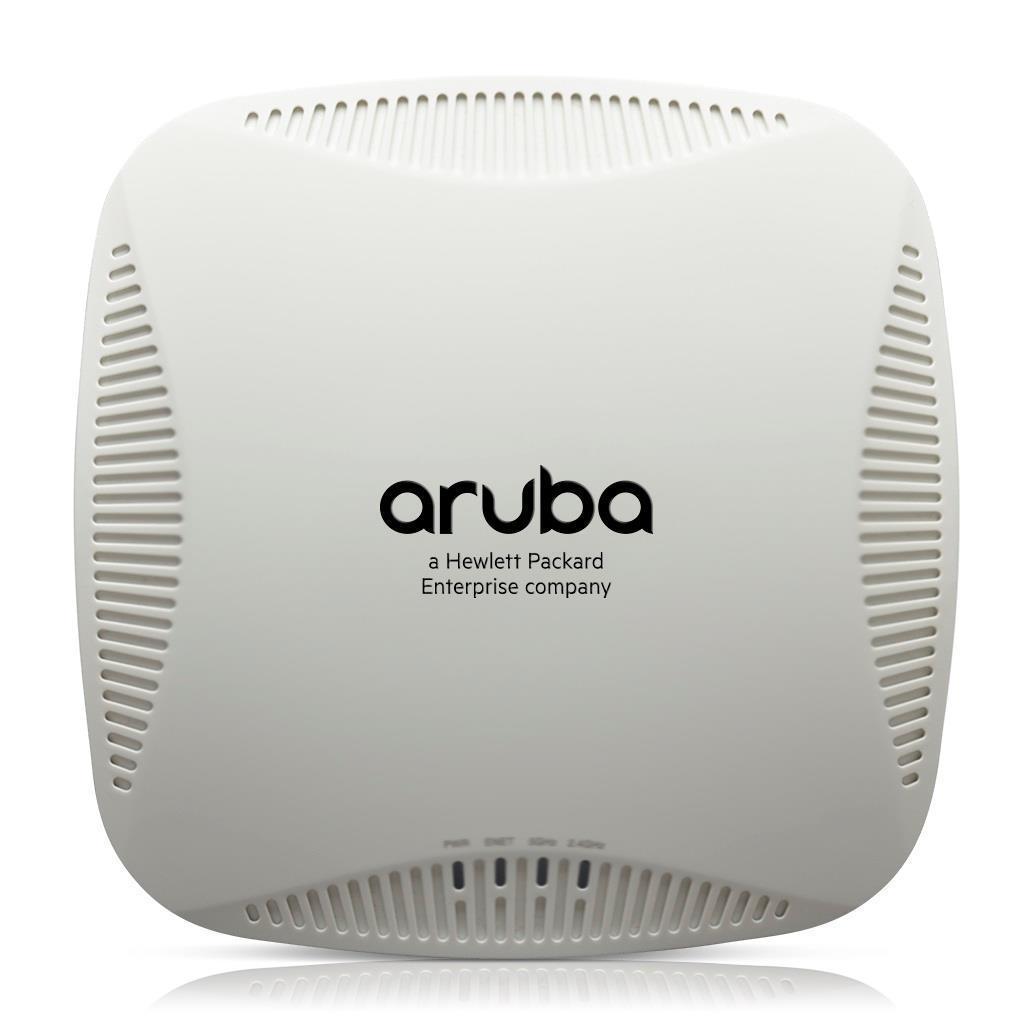 HP JW212A Wi-Fi точка доступа Aruba IAP-205 (RW) Instant 2x2:2 11ac AP