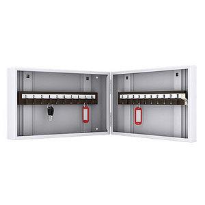 Шкафы металлические для ключей с пластиковыми планками (Россия)