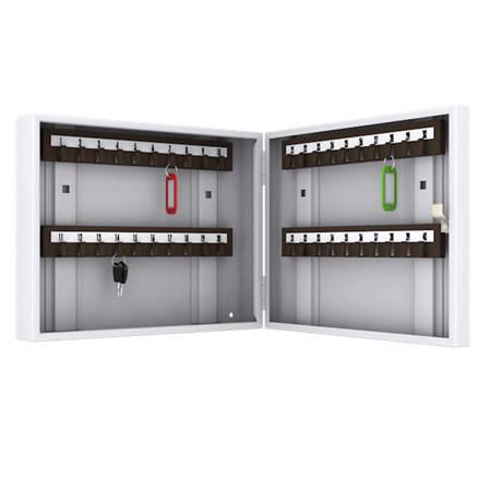 Шкаф металлический для ключей Кл-40 без брелков