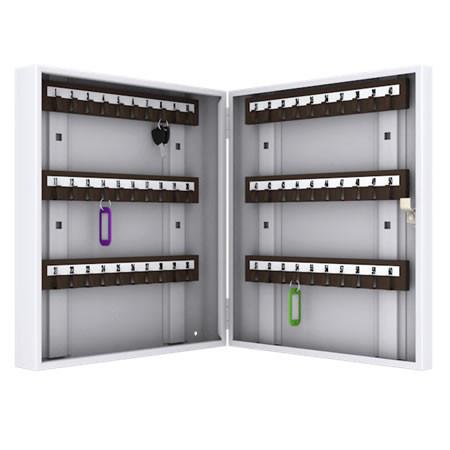 Шкаф металлический для ключей Кл-60 без брелков